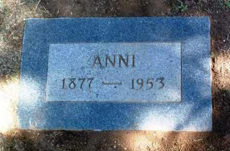 MARCHELLO, ANNI - Yavapai County, Arizona   ANNI MARCHELLO - Arizona Gravestone Photos