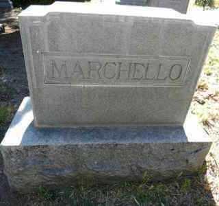 MARCHELLO, FAMILY HEADSTONE - Yavapai County, Arizona | FAMILY HEADSTONE MARCHELLO - Arizona Gravestone Photos