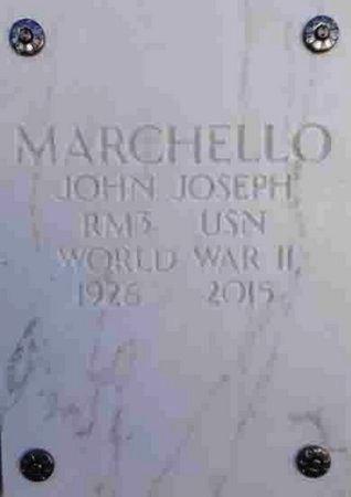 MARCHELLO, JOHN JOSEPH - Yavapai County, Arizona | JOHN JOSEPH MARCHELLO - Arizona Gravestone Photos