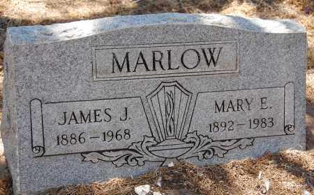 MARLOW, MARY E. - Yavapai County, Arizona | MARY E. MARLOW - Arizona Gravestone Photos