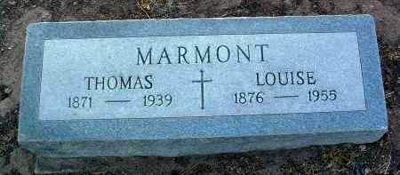 HUGHES MARMONT, L. - Yavapai County, Arizona | L. HUGHES MARMONT - Arizona Gravestone Photos