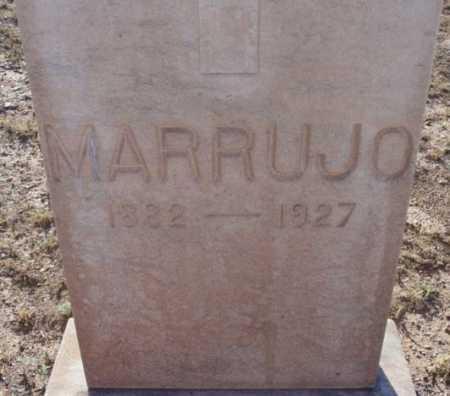 MARRUJO, RAFAEL - Yavapai County, Arizona | RAFAEL MARRUJO - Arizona Gravestone Photos