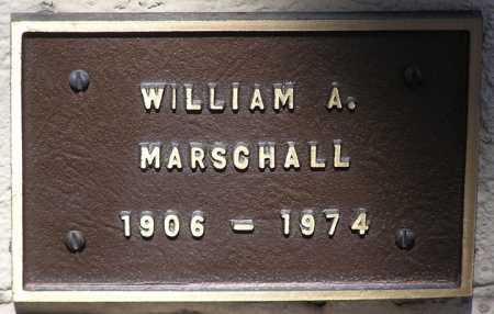 MARSCHALL, WM. ADOLPH - Yavapai County, Arizona | WM. ADOLPH MARSCHALL - Arizona Gravestone Photos