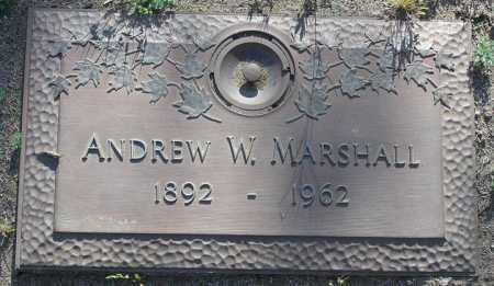 MARSHALL, ANDREW WILLIAM - Yavapai County, Arizona | ANDREW WILLIAM MARSHALL - Arizona Gravestone Photos