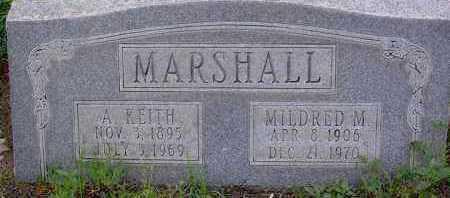 MARSHALL, MILDRED MAXINE - Yavapai County, Arizona | MILDRED MAXINE MARSHALL - Arizona Gravestone Photos