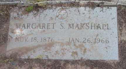 MARSHALL, MARGARET S. - Yavapai County, Arizona | MARGARET S. MARSHALL - Arizona Gravestone Photos