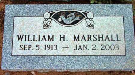MARSHALL, WILLIAM M. - Yavapai County, Arizona   WILLIAM M. MARSHALL - Arizona Gravestone Photos