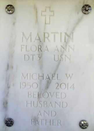 MARTIN, FLORA ANN - Yavapai County, Arizona | FLORA ANN MARTIN - Arizona Gravestone Photos