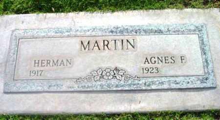 VANDERHOEF MARTIN, A. F. - Yavapai County, Arizona | A. F. VANDERHOEF MARTIN - Arizona Gravestone Photos