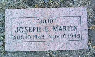 MARTIN, JOSEPH EARL (JOJO) - Yavapai County, Arizona | JOSEPH EARL (JOJO) MARTIN - Arizona Gravestone Photos