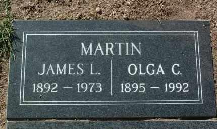 MARTIN, JAMES LOWELL, SR. - Yavapai County, Arizona | JAMES LOWELL, SR. MARTIN - Arizona Gravestone Photos