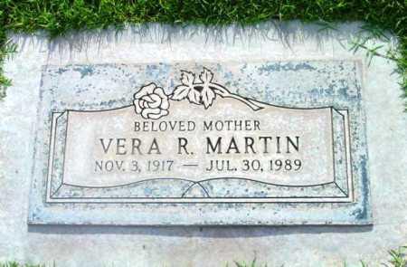 MARTIN, VERA R. - Yavapai County, Arizona | VERA R. MARTIN - Arizona Gravestone Photos