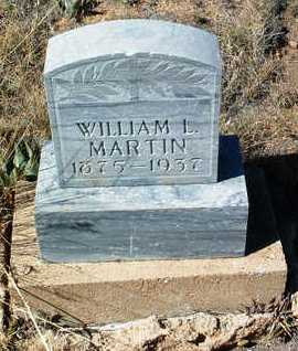 MARTIN, WILLIAM LEWIS - Yavapai County, Arizona | WILLIAM LEWIS MARTIN - Arizona Gravestone Photos