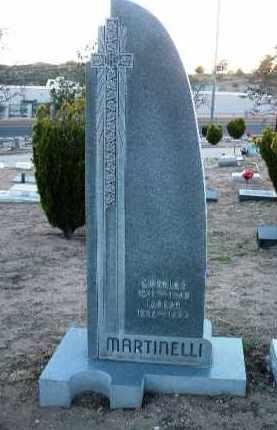 MARTINELLI, THERESA M. - Yavapai County, Arizona | THERESA M. MARTINELLI - Arizona Gravestone Photos