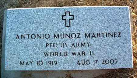 MARTINEZ, ANTONIO MUNOZ - Yavapai County, Arizona | ANTONIO MUNOZ MARTINEZ - Arizona Gravestone Photos