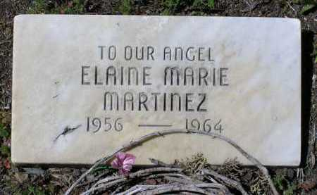 MARTINEZ, ELAINE MARIE - Yavapai County, Arizona | ELAINE MARIE MARTINEZ - Arizona Gravestone Photos