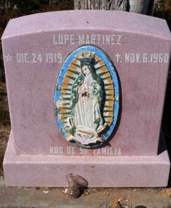 DEAVALOS MARTINEZ, LUPE - Yavapai County, Arizona | LUPE DEAVALOS MARTINEZ - Arizona Gravestone Photos
