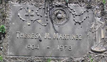 MARTINEZ, THERESA M. - Yavapai County, Arizona | THERESA M. MARTINEZ - Arizona Gravestone Photos