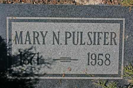 SLAYBAUGH PULSIFER, MARY NAOMI - Yavapai County, Arizona | MARY NAOMI SLAYBAUGH PULSIFER - Arizona Gravestone Photos