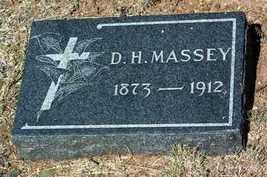 MASSEY, DAVID H. - Yavapai County, Arizona   DAVID H. MASSEY - Arizona Gravestone Photos