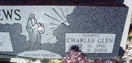 MATHEWS, CHARLES GLEN - Yavapai County, Arizona   CHARLES GLEN MATHEWS - Arizona Gravestone Photos