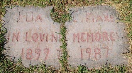 MAXEY, IDA ELLOUISE - Yavapai County, Arizona | IDA ELLOUISE MAXEY - Arizona Gravestone Photos