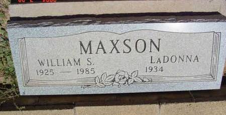 RAHRABAUGH MAXSON, LADONNA - Yavapai County, Arizona   LADONNA RAHRABAUGH MAXSON - Arizona Gravestone Photos