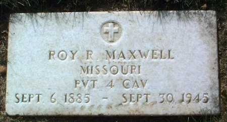 MAXWELL, ROY P. - Yavapai County, Arizona | ROY P. MAXWELL - Arizona Gravestone Photos