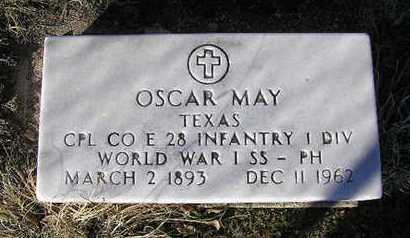 MAY, OSCAR - Yavapai County, Arizona | OSCAR MAY - Arizona Gravestone Photos