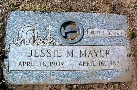 HOUSER MAYER, JESSIE MAE - Yavapai County, Arizona | JESSIE MAE HOUSER MAYER - Arizona Gravestone Photos