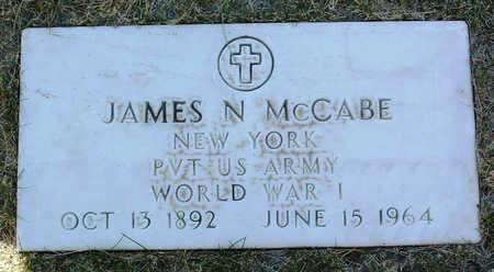 MCCABE, JAMES NORMAN - Yavapai County, Arizona | JAMES NORMAN MCCABE - Arizona Gravestone Photos