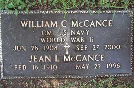 LAURENCE MCCANCE, J. - Yavapai County, Arizona | J. LAURENCE MCCANCE - Arizona Gravestone Photos