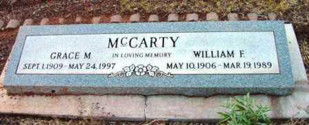 MCCARTY, GRACE MABEL - Yavapai County, Arizona | GRACE MABEL MCCARTY - Arizona Gravestone Photos