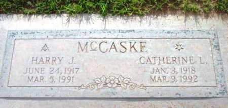 MCCASKE, CATHERINE L. - Yavapai County, Arizona | CATHERINE L. MCCASKE - Arizona Gravestone Photos