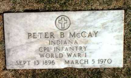 MCCAY, PETER B. - Yavapai County, Arizona | PETER B. MCCAY - Arizona Gravestone Photos