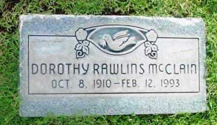 MCCLAIN, DOROTHY C. - Yavapai County, Arizona | DOROTHY C. MCCLAIN - Arizona Gravestone Photos