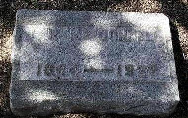 MCCONNELL, JOSEPH R. - Yavapai County, Arizona | JOSEPH R. MCCONNELL - Arizona Gravestone Photos