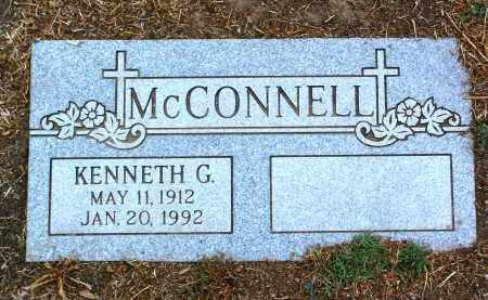 MCCONNELL, KENNETH GLEN - Yavapai County, Arizona | KENNETH GLEN MCCONNELL - Arizona Gravestone Photos