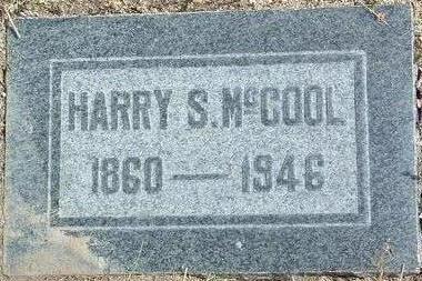 MCCOOL, HARRY STANLEY - Yavapai County, Arizona   HARRY STANLEY MCCOOL - Arizona Gravestone Photos