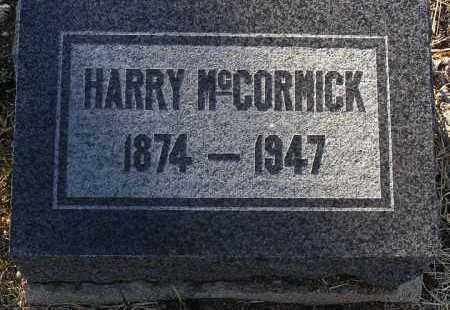 MCCORMICK, HARRY - Yavapai County, Arizona | HARRY MCCORMICK - Arizona Gravestone Photos