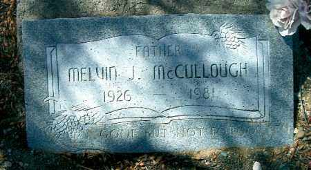 MCCULLOUGH, MELVIN J. - Yavapai County, Arizona   MELVIN J. MCCULLOUGH - Arizona Gravestone Photos