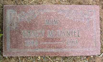 TILLIS MCDANIEL, NANCY - Yavapai County, Arizona | NANCY TILLIS MCDANIEL - Arizona Gravestone Photos