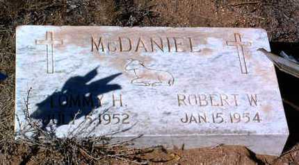MCDANIEL, TOMMY H. - Yavapai County, Arizona | TOMMY H. MCDANIEL - Arizona Gravestone Photos