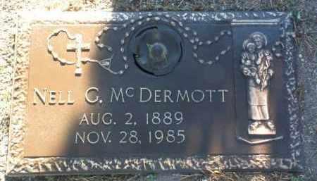 MCDERMOTT, NELL G. - Yavapai County, Arizona | NELL G. MCDERMOTT - Arizona Gravestone Photos