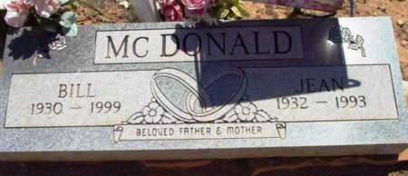 MCDONALD, MARY EVELYN - Yavapai County, Arizona   MARY EVELYN MCDONALD - Arizona Gravestone Photos