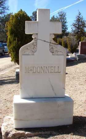 MCDONNELL, FAMILY - Yavapai County, Arizona | FAMILY MCDONNELL - Arizona Gravestone Photos