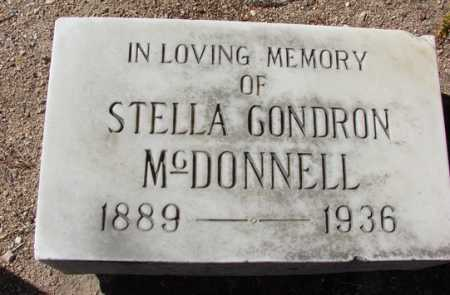 CONDRON, STELLA - Yavapai County, Arizona | STELLA CONDRON - Arizona Gravestone Photos