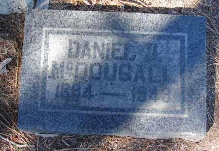 MCDOUGALL, DANIEL J. - Yavapai County, Arizona | DANIEL J. MCDOUGALL - Arizona Gravestone Photos