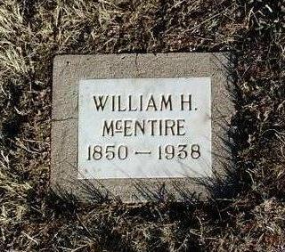 MCENTIRE, WILLIAM H. - Yavapai County, Arizona   WILLIAM H. MCENTIRE - Arizona Gravestone Photos