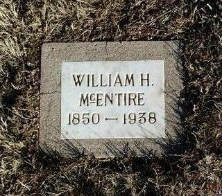 MCENTIRE, WILLIAM H. - Yavapai County, Arizona | WILLIAM H. MCENTIRE - Arizona Gravestone Photos